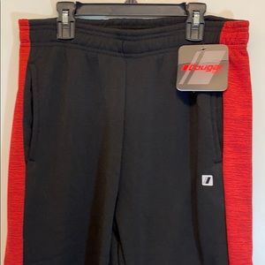 NWT Cougar Sports Fleece-lined Joggers Med